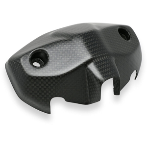 CNC Racing Copripozzetto Ducati Monster 797 821 1200 - Carbon opaco