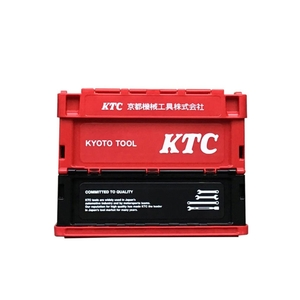KTC Folding Container 20L (Red)