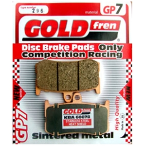 GOLDfren TYP 289 GP7 Brake Pads