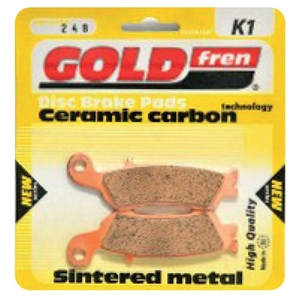 GOLDfren TYP 002 K1 Brake Pads