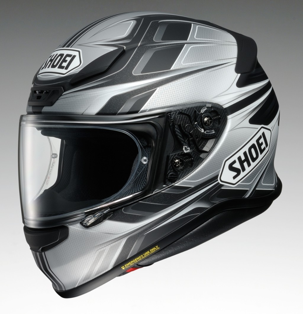 Z-7 (RF-1200) RUMPUS [TC-5 BLACK/GREY] Helmet
