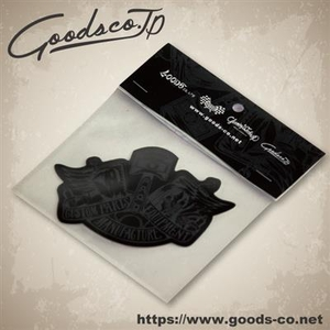 GOODS Special Water Resistant Laminate Sticker [CUSTOM PARTS EQUIPMENT MANUFACTURE]