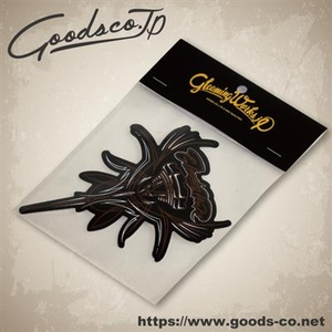 GOODS Special Water Resistant Laminate Sticker [GW PINSTRIPE]