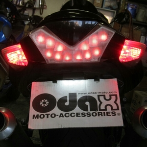 ODAX LED Back Fog Kit