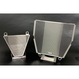 ETCHING FACTORY Radiator & Oil Cooler Guard Seat
