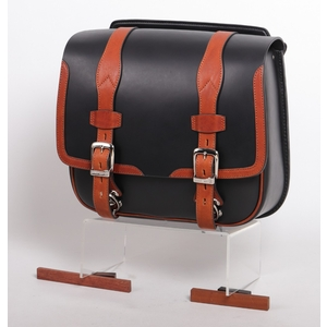 DEGNER Leather Saddle Bag