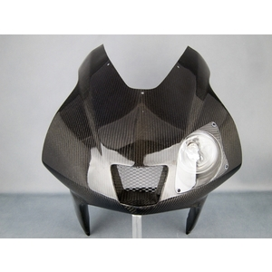 A-TECH [ Repair Parts ] Streetductupper Cowl For SPL Light Lens/Lightbase/Light Unit