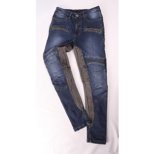 DEGNER Ladies Denim Pants with Cup