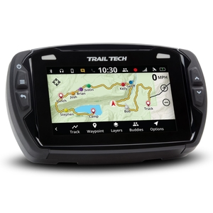 TrailTech VOYAGER PRO GPS 数位仪表套件
