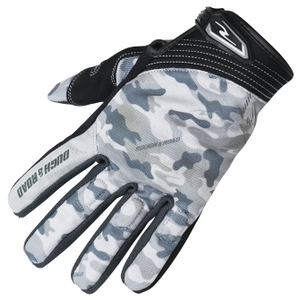 ROUGH&ROAD Comfort Knuckle Gloves