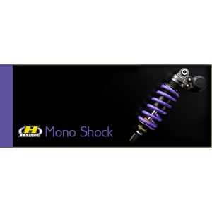 HYPERPRO Street Box Mono Shock 361 Tank Type with Hose