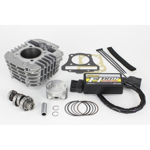 SP TAKEGAWA (Special Parts TAKEGAWA) Hyper S Stage Bore Up Kit 125cc (High Comp Piston)