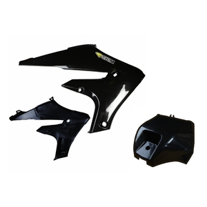 CYCRA Power Flow Intake Radiator Shroud + Air Box Cover Set