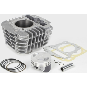 SP TAKEGAWA (Special Parts TAKEGAWA) S Stage Bore Up Kit 125cc High Piston (بدون عمود الحدبات)
