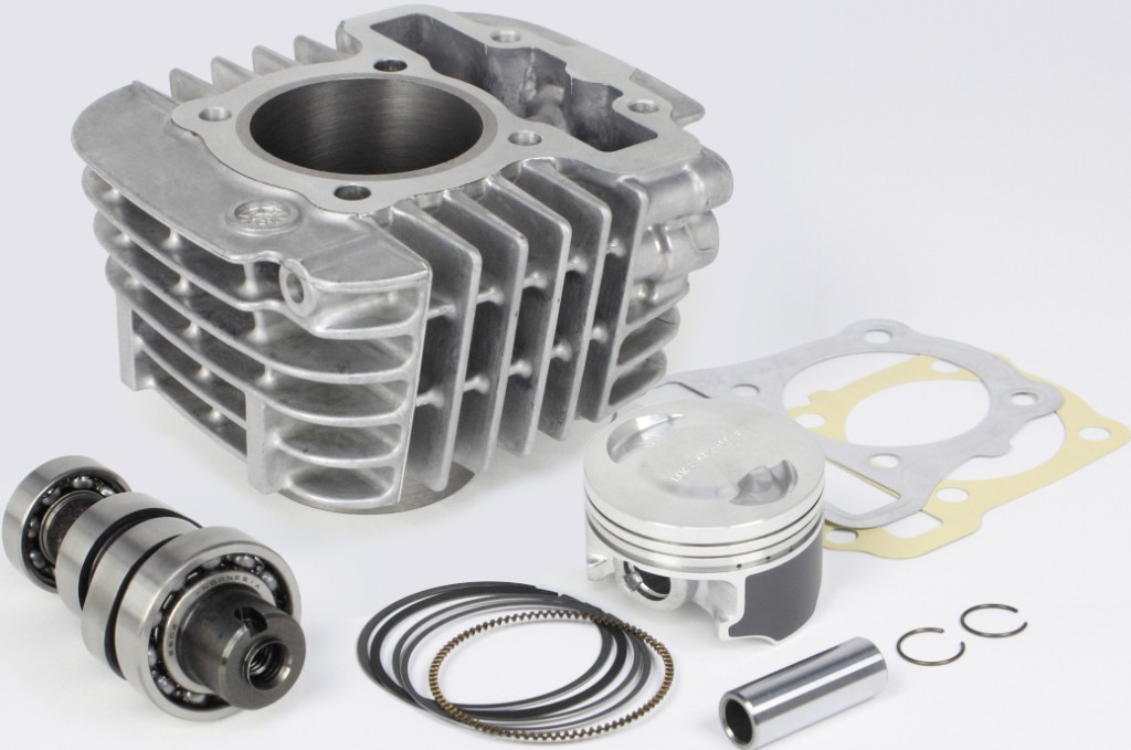 SP TAKEGAWA (Special Parts TAKEGAWA) S Stage Bore Up Kit 125 Cc High Piston ( Sports Camshaft Attached)
