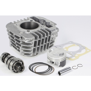 SP TAKEGAWA (Special Parts TAKEGAWA) S Stage Bore Up Kit 125 cc de alto pistón (Árbol de levas deport