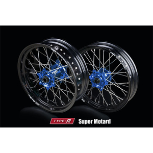 TGR RACING WHEEL TIPO - R Motard (MOTARD) Para a roda (Rsingle Body)