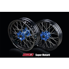 TYPE-R Wheels for Motard (Front And Rear Set)