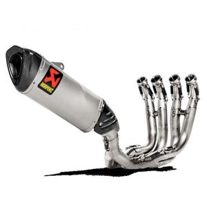 AKRAPOVIC Evolution Line (4-2-1) Full Exhaust System
