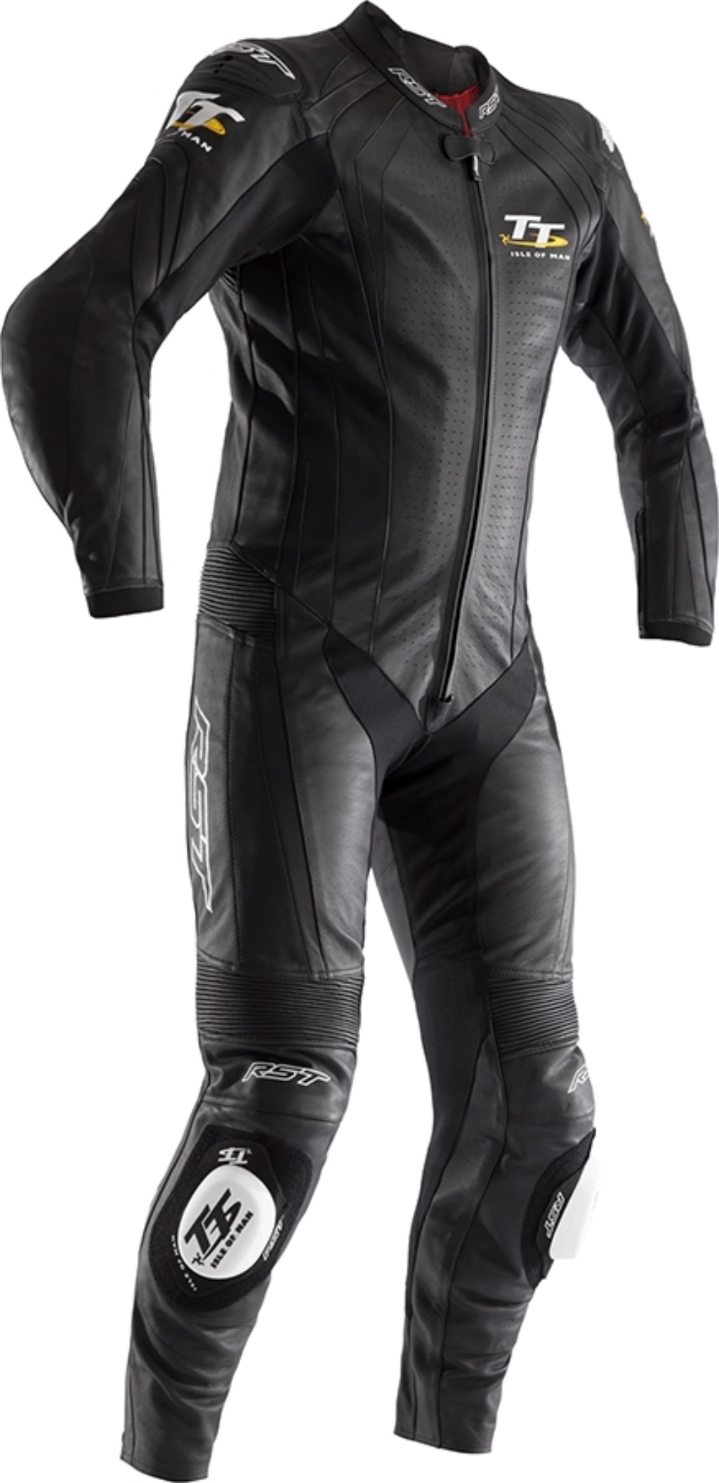 RST IOM TT Grandstand Leather One Piece Suit Racing Suit