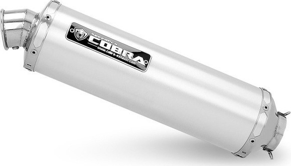 SpeedPro COBRA C5 Slip-on Road Legal/eec/abe Homologated Suzuki GSX 1250 FA Slip-on Silencer