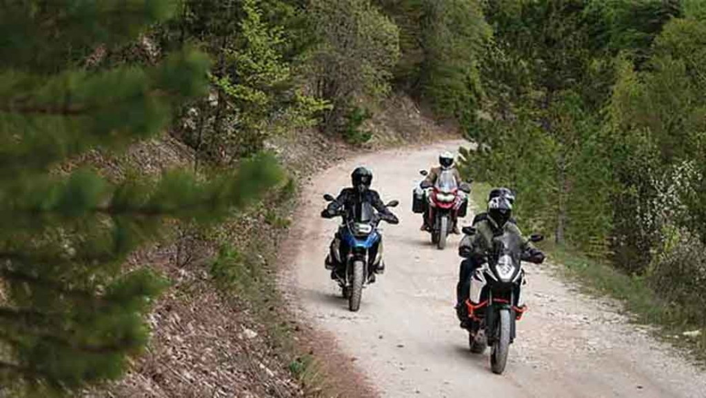 Tyres Michelin Anakee adventure 150 70 R18 70V TT for motorbike