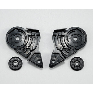 SHOEI CNS-1 Shield Base Set 2 [Optional/Repair Parts]