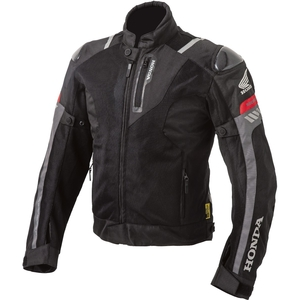 HONDA RIDING GEAR Carbon Protect Mesh Jacket