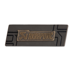 AKRAPOVIC Logo Badge (Screw Set)