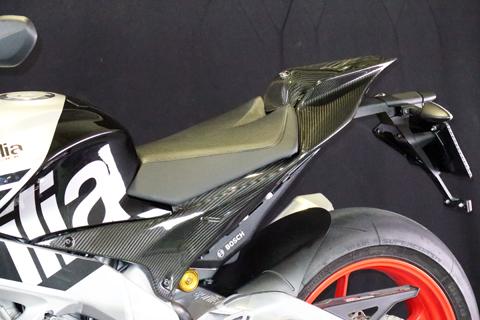 【A-TECH】STREET用座椅整流罩 SPL - 「Webike-摩托百貨」