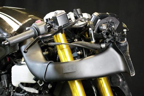 【A-TECH】標準型集氣箱用通氣管接頭【維修零件】 - 「Webike-摩托百貨」