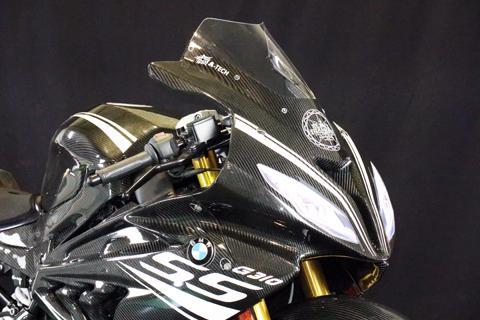 【A-TECH】競賽用上整流罩 SPL - 「Webike-摩托百貨」