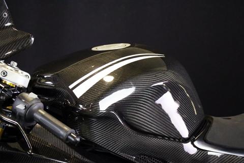 【A-TECH】油箱飾蓋 SPL - 「Webike-摩托百貨」