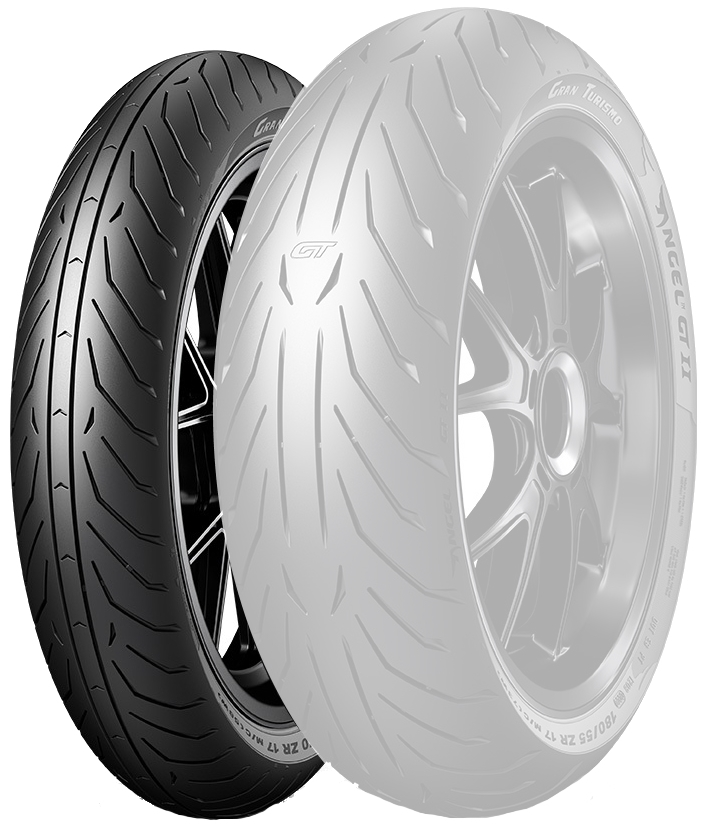 PIRELLI ANGEL GT II [120/70 Zr 17 M / C (58 W) TL (A)] Angel GT II Tire