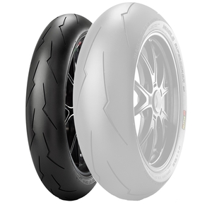 PIRELLI В Diablo SUPERCORSA SP в В3 [110/70 ЗР 17 м/с, 54ВТ ТЛ] В Diablo
