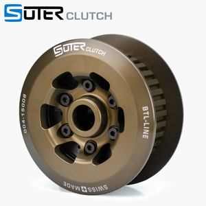 SUTERCLUTCH Slipperová spojka SUTER