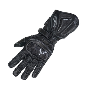 ROUGH&ROAD Extreme Carbon Leather Gloves FP