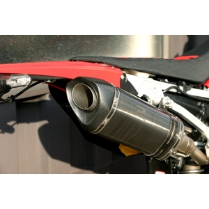 SMR [Power Core] Slip-on Silencer Racing Exhaust system Hexagonal