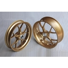 Forged Aluminium Racing wheel