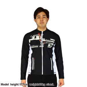 RS Taichi RSU313 Cool Ride Zip Inner Jacket