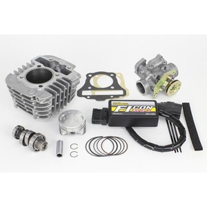 SP TAKEGAWA (Special Parts TAKEGAWA) Hyper S Stage Bore Up Kit 125cc (High Piston/big Throttle Body)