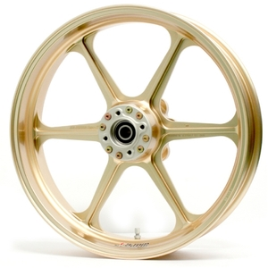 GALE SPEED Forged Aluminum Wheel [TYPE-N] Rear Glass Coating