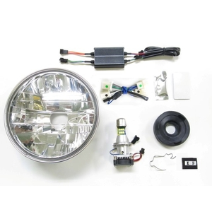 PROTEC LBH-H19 LED Multi-Reflector Headlight 6000k