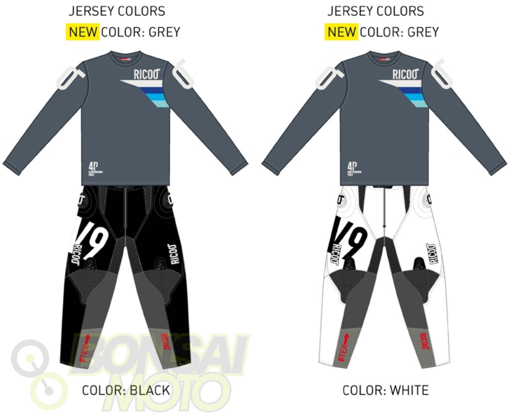 jersey colors