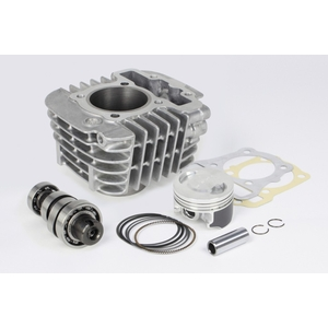 SP TAKEGAWA (Special Parts TAKEGAWA) S Stage Bore Up Kit 125cc High Compression Piston (Sports Camshaft included)