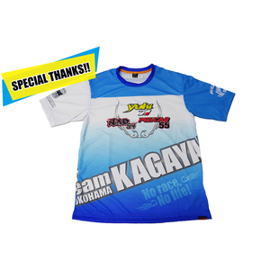 Team KAGAYAMA [Thanks Sale] Team KAGAYAMA x HYOD 2017 SUZUKA 8 hours Team KAGAYAMA T-Shirt