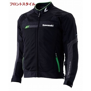 KAWASAKI Kawasaki Xrsthailand Crossovermesh Jacketv Ladies