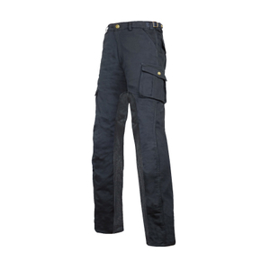 ROUGH&ROAD Riding Cargo Stretch Cotton Heat Guard Pants Loose Fit