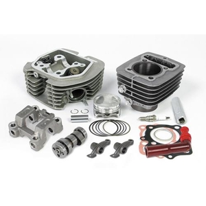 SP TAKEGAWA (Special Parts TAKEGAWA) Super Head (Stage 3) Bore Up Kit 115cc