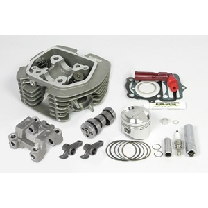 SP TAKEGAWA (Special Parts TAKEGAWA) Super Head (Stage3) Head Kit100cc